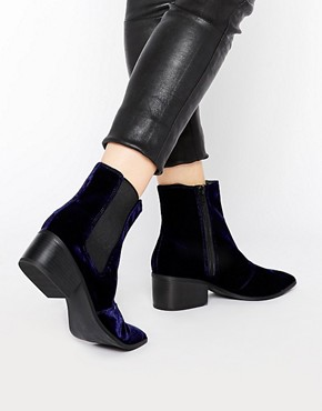 ASOS RACE AGAINST TIME Chelsea Ankle Boots