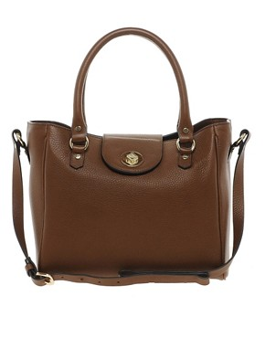 Image 1 ofWhistles Burlington Leather Bag
