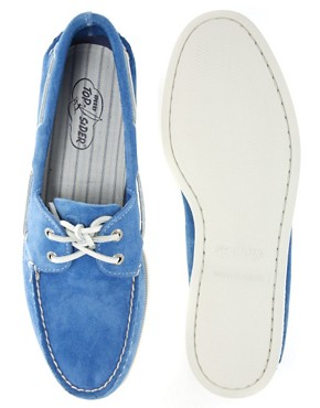 Image 3 ofSperry Top-Sider Suede Boat Shoes