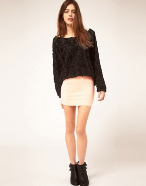 Image 4 of American Apparel Rosette Jumper