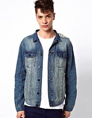 Religion Denim Jacket