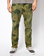 Scotch &amp; Soda Chino In Camo
