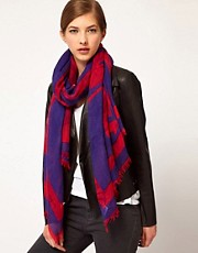 Mercy Delta Orient Horse Scarf
