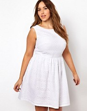 New Look Inspire Broderie Sundress