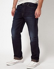 Levis Jeans 504 Regular Straight Pcw Fallen Down