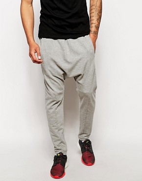 ASOS Drop Crotch Sweatpants