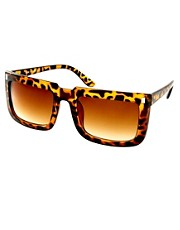 ASOS Square Retro Sunglasses