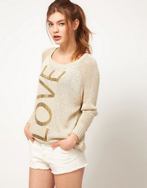Bild 1 von River Island  Love  Pullover
