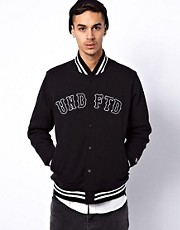 Undefeated Jacket Fleece Varsity