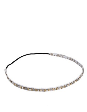 Image 2 ofDeepa Gurnani Fine Stretch Headband