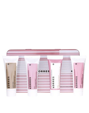Image 1 ofKorres ASOS Exclusive Pomegranate Regimen Kit SAVE 21%