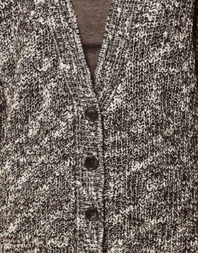 Image 3 ofASOS Studded Boyfriend Cardigan