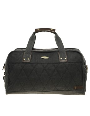 Image 1 ofBoxfresh Quilted Holdall