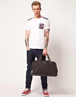 Image 3 ofBoxfresh Quilted Holdall