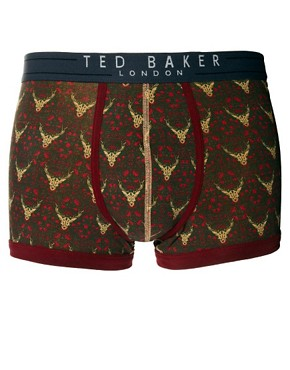 Image 1 ofTed Baker Stags Head Trunk
