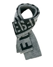 Firetrap Knitted Scarf