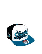 Zephyr Snapback Cap Sharks