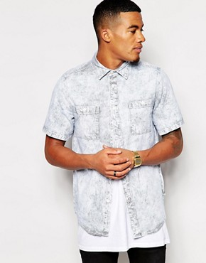 Altamont Acid Short Sleeve Shirt