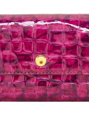 Image 4 ofMax C Snakeskin Effect Clutch