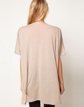 Image 2 of ASOS Cape T-Shirt