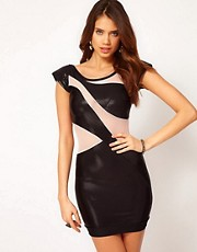 Quontum Bodycon Dress