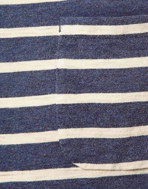 Image 3 ofScotch &amp; Soda Breton Stripe Long Sleeve T-Shirt
