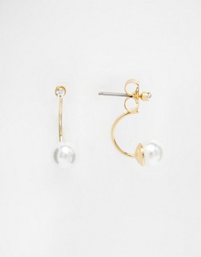 ASOS Mini Swing Earrings
