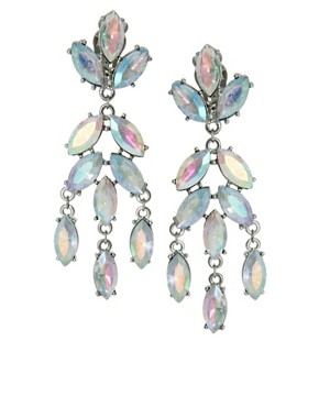 Image 1 ofASOS Snowdrop Earrings