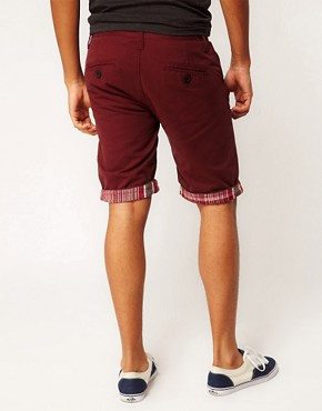 Image 2 ofBellfield Shorts with Aztec Trim