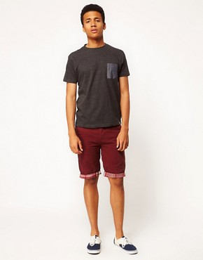 Image 4 ofBellfield Shorts with Aztec Trim