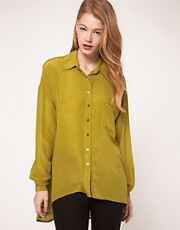 Maurie &amp; Eve Cheyenne Silk Shirt