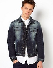 United Colors Of Benetton Denim Jacket
