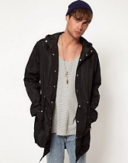 American Apparel Parka Jacket