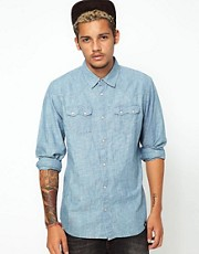 55DSL - Rainbow - Camicia in chambray