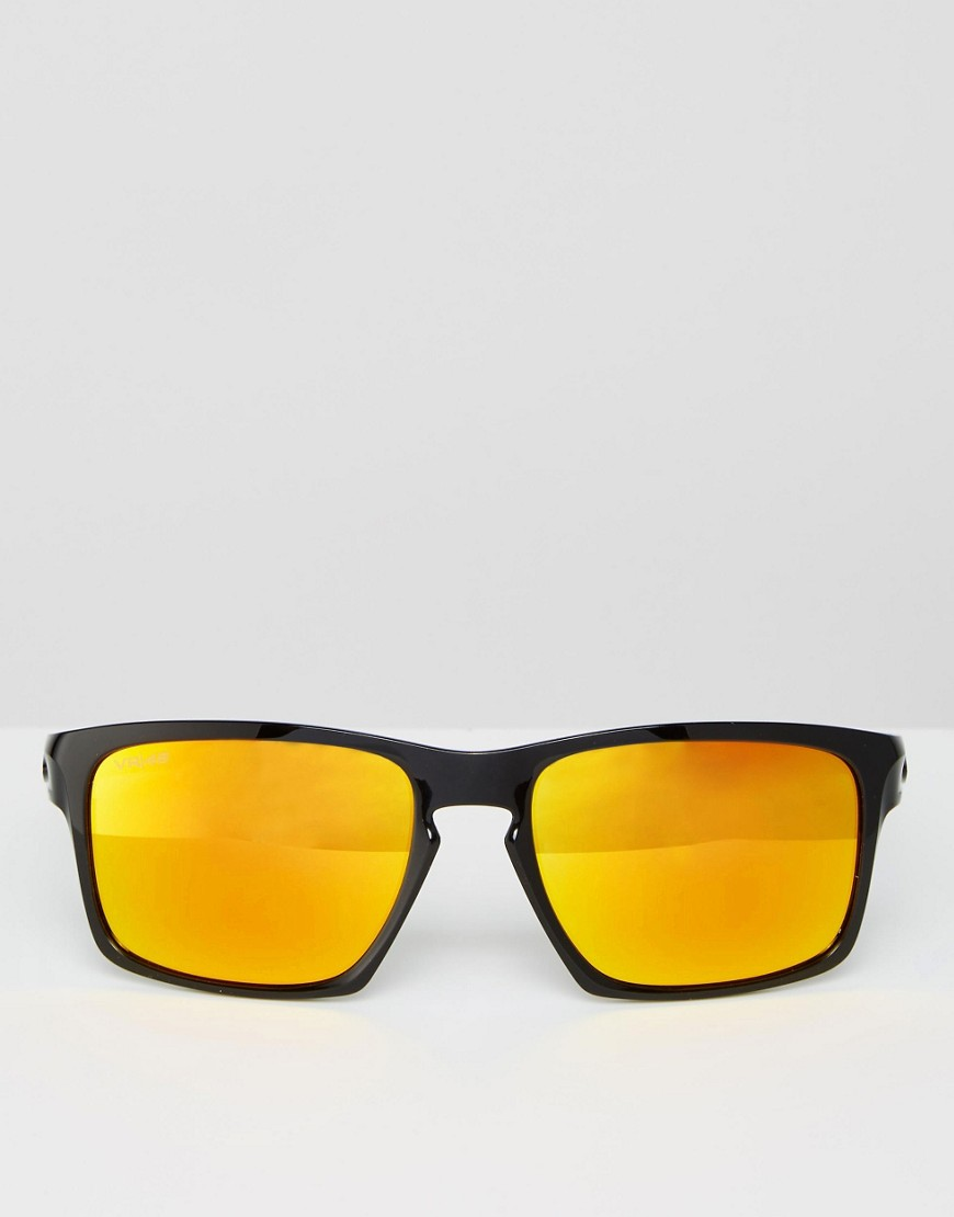 sonnenbrille oakley herren verspiegelt