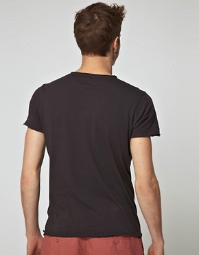 Image 2 of Jack & Jones Intelligence Travel Camera T-Shirt