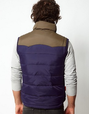 Image 2 ofSuperdry Retro Gilet