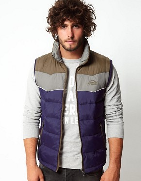 Image 1 ofSuperdry Retro Gilet