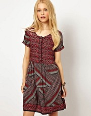 River Island Aztec Dress
