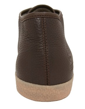 Image 4 ofJack &amp; Jones Oslo Shearling Chukka Boots