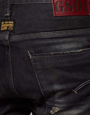 Image 4 ofG Star Jeans New Radar Slim