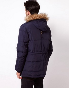 Image 2 ofASOS Quilted Arctic Parka