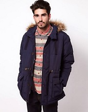 ASOS - Arctic - Parka trapuntato