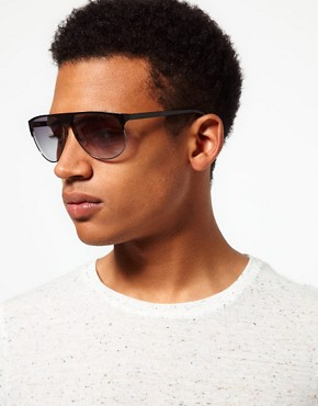 Image 3 ofMarc by Marc Jacobs Aviator Sunglasses