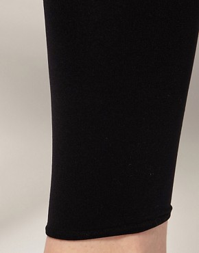 Image 2 ofWolford Velvet Footless Tights