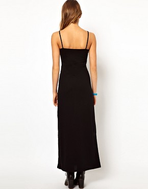 Image 2 ofAmerican Apparel Tank Maxi Dress