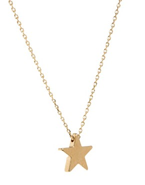 Image 4 ofOrelia Chunky Star Necklace