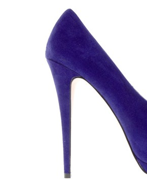 Image 2 ofTimeless Korine Peep Toe Heels