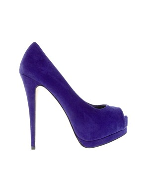 Image 4 ofTimeless Korine Peep Toe Heels