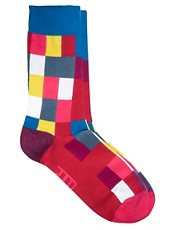 Bjorn Borg Field Check Socks